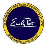Emily Post Certification Logo